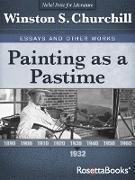 Cover-Bild zu Painting as a Pastime, 1932 (eBook) von Churchill, Winston