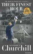 Cover-Bild zu Their Finest Hour, 1949 (eBook) von Churchill, Winston S.