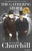 Cover-Bild zu The Gathering Storm, 1948 (eBook) von Churchill, Winston S.