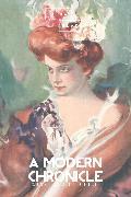Cover-Bild zu A Modern Chronicle (eBook) von Churchill, Winston
