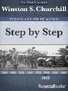 Cover-Bild zu Step by Step, 1939 (eBook) von Churchill, Winston S.