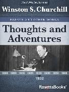 Cover-Bild zu Thoughts and Adventures, 1932 (eBook) von Churchill, Winston S.