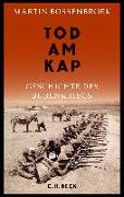 Cover-Bild zu Tod am Kap von Bossenbroek, Martin