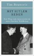 Cover-Bild zu Mit Hitler reden von Bouverie, Tim