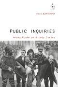 Cover-Bild zu Public Inquiries (eBook) von Blom-Cooper, Louis