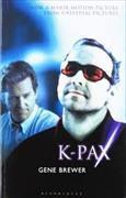 Cover-Bild zu K-PAX von Brewer, Gene