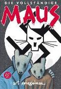 Cover-Bild zu Maus von Spiegelman, Art