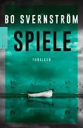 Cover-Bild zu Spiele von Svernström, Bo