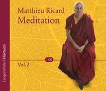 Cover-Bild zu Meditation, Vol. 2 von Ricard, Matthieu