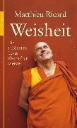 Cover-Bild zu Weisheit (eBook) von Ricard, Matthieu