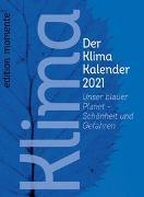 Cover-Bild zu Vinke, Hermann (Hrsg.): Der Klima Kalender 2021
