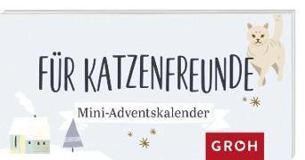 Cover-Bild zu Groh Redaktionsteam (Hrsg.): Für Katzenfreunde