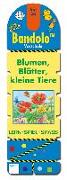 Cover-Bild zu Bandolo Set 56. Blumen, Blätter, kleine Tiere von Barnhusen, Friederike