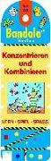 Cover-Bild zu Bandolino 48. Konzentrieren und Kombinieren von Barnhusen, Friederike