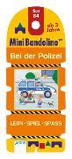Cover-Bild zu Bei der Polizei von Mertens, Heike