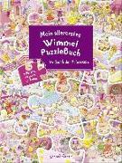 Cover-Bild zu Mein allererstes WimmelPuzzleBuch - Im Reich der Prinzessin von gondolino Wimmelbücher (Hrsg.)