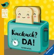 Cover-Bild zu Kuckuck? Da! von Wessel, Kathrin (Illustr.)