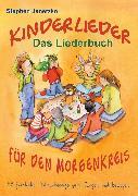 Cover-Bild zu Kinderlieder für den Morgenkreis - 22 fröhliche Mitmachsongs zum Tanzen und Bewegen (eBook) von Janetzko, Stephen