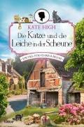 Cover-Bild zu Die Katze und die Leiche in der Scheune von High, Kate