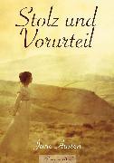 Cover-Bild zu Jane Austen: Stolz und Vorurteil (eBook) von Austen, Jane