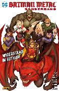 Cover-Bild zu Batman Metal Sonderband: Widerstand in Gotham (eBook) von Williams, Rob
