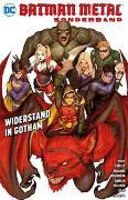 Cover-Bild zu Batman Metal Sonderband: Widerstand in Gotham von Williams, Rob