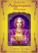 Cover-Bild zu Orakel der Aufgestiegenen Meister (Geschenkartikel) von Virtue, Doreen