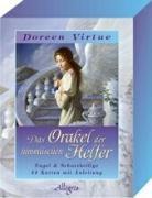 Cover-Bild zu Das Orakel der himmlischen Helfer von Virtue, Doreen