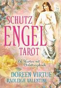 Cover-Bild zu Schutzengel-Tarot von Virtue, Doreen