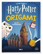 Cover-Bild zu Aus den Filmen zu Harry Potter: Origami von Spaziante, Patrick (Illustr.)