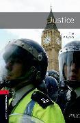 Cover-Bild zu Oxford Bookworms Library: Level 3:: Justice von Vicary, Tim