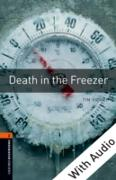 Cover-Bild zu Death in the Freezer - With Audio Level 2 Oxford Bookworms Library (eBook) von Vicary, Tim