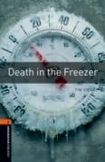 Cover-Bild zu Death in the Freezer Level 2 Oxford Bookworms Library (eBook) von Vicary, Tim