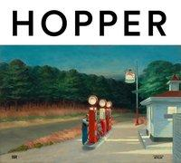 Cover-Bild zu Edward Hopper von Ulf Küster für die Fondation Beyeler, Riehen