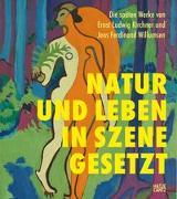 Cover-Bild zu Die späten Werke von Ernst Ludwig Kirchner und Jens Ferdinand Willumsen von Ehlers Dam, Anders (Text von)