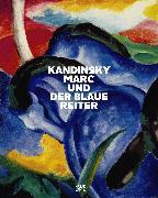 Cover-Bild zu Kandinsky, Marc und der Blaue Reiter (German Edition) von Fondation Beyeler Riehen