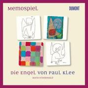 Cover-Bild zu Memospiel. Die Engel von Paul Klee von Friedewald, Boris