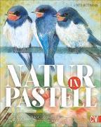 Cover-Bild zu Natur in Pastell von Botman, Loes