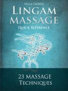 Cover-Bild zu Mindful Lingam Massage Quick Reference (eBook) von Cremer, Yella