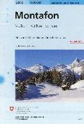 Cover-Bild zu Montafon. 1:50'000