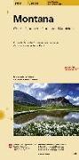 Cover-Bild zu Montana. 1:50'000