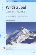 Cover-Bild zu Wildstrubel. 1:50'000