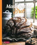 Cover-Bild zu Mann backt Brot von Moschen, Marian