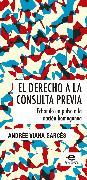 Cover-Bild zu El derecho a la consulta previa (eBook) von Garcés, Andrée Viana