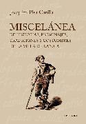 Cover-Bild zu Miscelánea de historias, personajes, tradiciones y costumbres de la villa de Lanaja (eBook) von Carilla, Joaquim Pisa