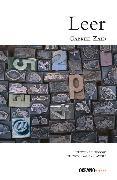 Cover-Bild zu Leer (eBook) von Zaid, Gabriel