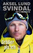 Cover-Bild zu Größer als ich (eBook) von Svindal, Aksel Lund