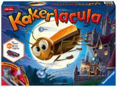 Cover-Bild zu Ravensburger Kinderspiel Kakerlacula, Gesellschafts- und Familienspiel, für Kinder und Erwachsene, für 2-4 Spieler, ab 6 Jahren von Brand, Inka und Markus