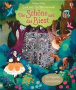 Cover-Bild zu Guck mal - Im Märchenwald: Die Schöne und das Biest von Milbourne, Anna
