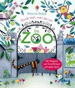 Cover-Bild zu Guck mal, wer da ist: Im Zoo von Milbourne, Anna
